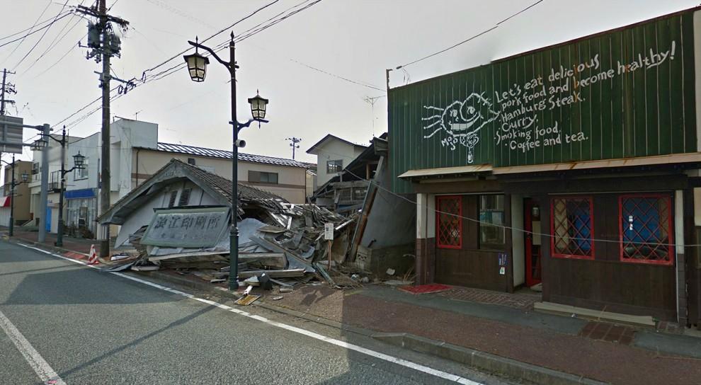 Намиэ – Город-призрак в Японии города,Путешествия,страны,фото