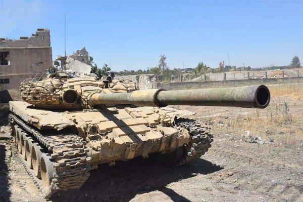 Боевики в панике: Котлы у Дамаска множатся, банды в Аль-Гуте теряют квартал за кварталом