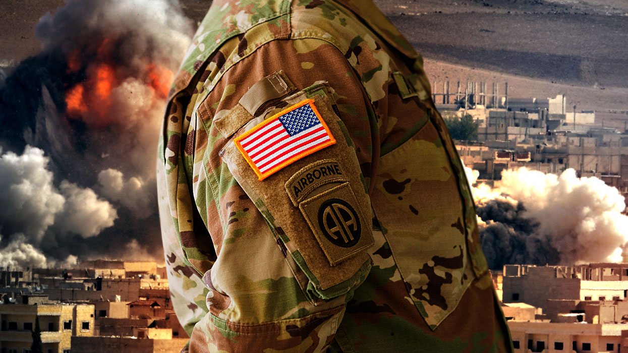 Сирия: американцев загнали в…
