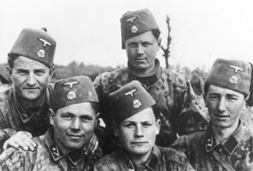 Татарский горно-егерский полк СС Великая отечественная война