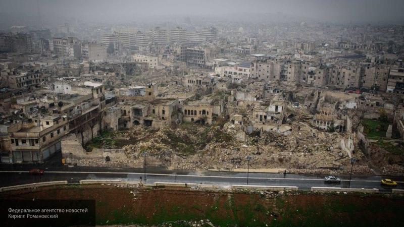 Армия Турции ведет обстрел сирийских позиций в Телль-Рифаате