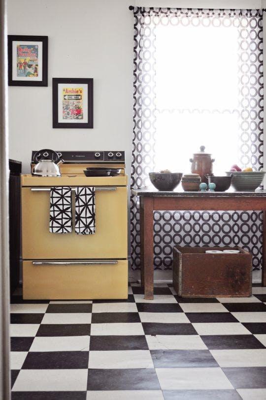 Недорогие и интересные идеи для кухни