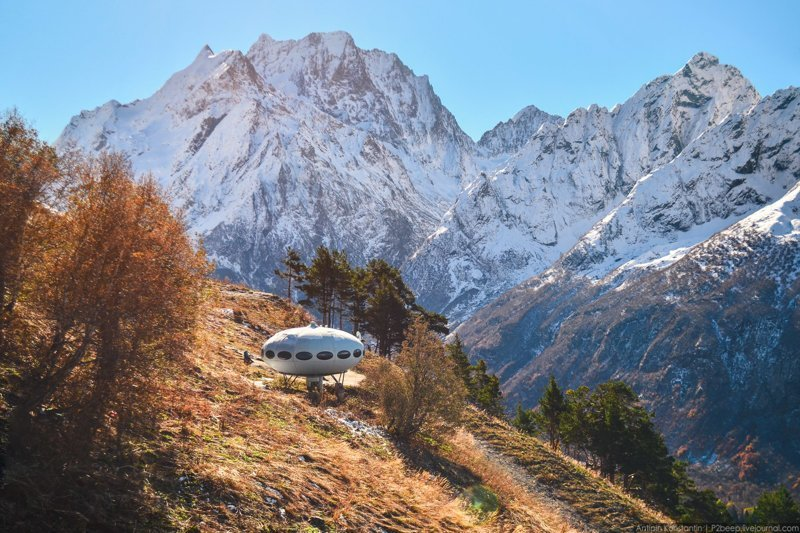 Домбай. Что не так с курортами Северного Кавказа?