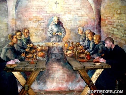 Семь неожиданных открытий, сделанных монахами интересное,история,открытия