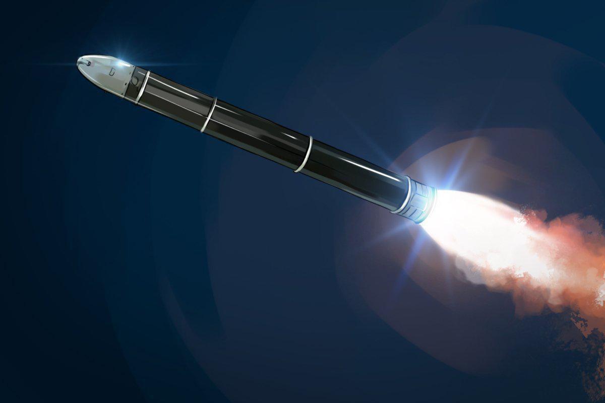 """Гиперзвуковая ракета """"Сармат"""". Источник изображения:"""