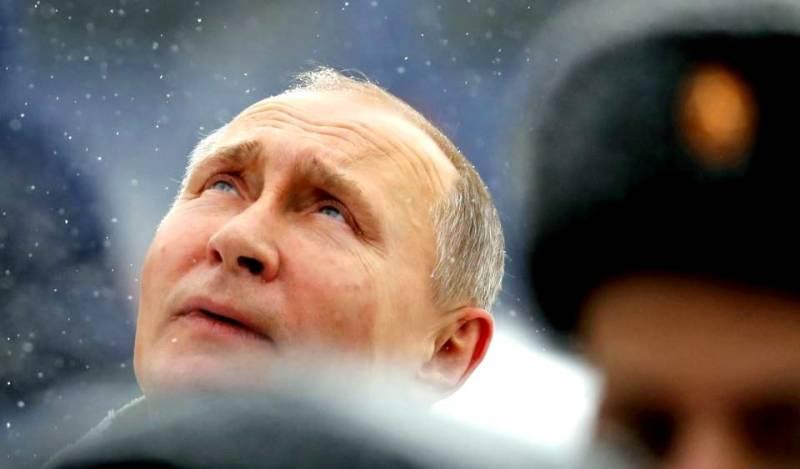 Путин начинает борьбу с главным врагом России