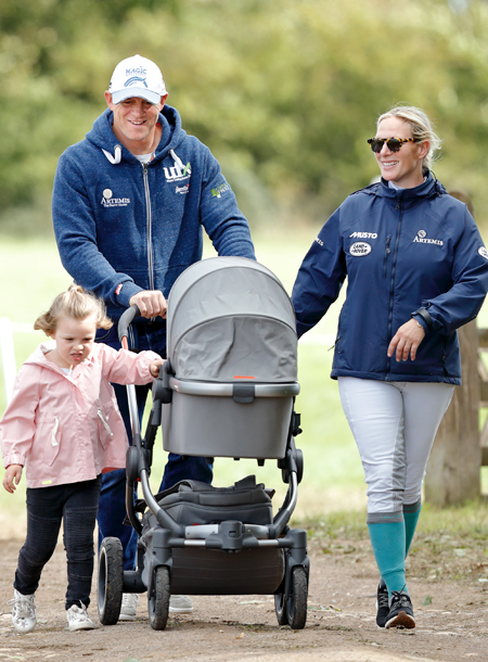 Внучка королевы Елизаветы II Зара Филлипс станет мамой в третий раз Монархи,Британские монархи