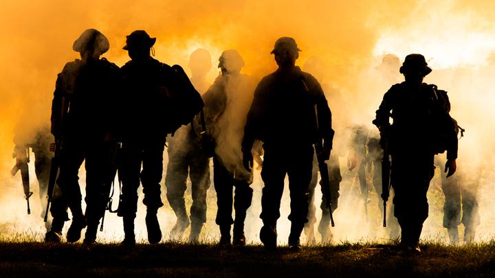 НАШИ ЛЮДИ В АФРИКЕ. СОВРЕМЕННАЯ САГА О РУССКОМ ВОИНЕ армия