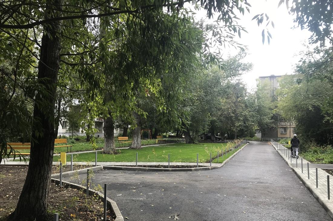 Что будет с нашими дворами, если люди начнут проявлять инициативу благоустройство,городская среда,двор,история успеха,Россия,Челябинск