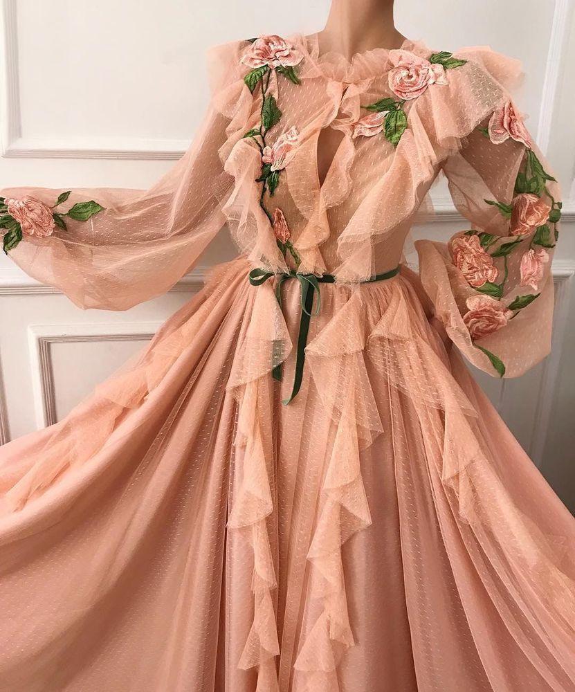 Непростой путь к мечте Теуты Матоши 20+ сказочных платьев бренда euta atoshi, фото № 19