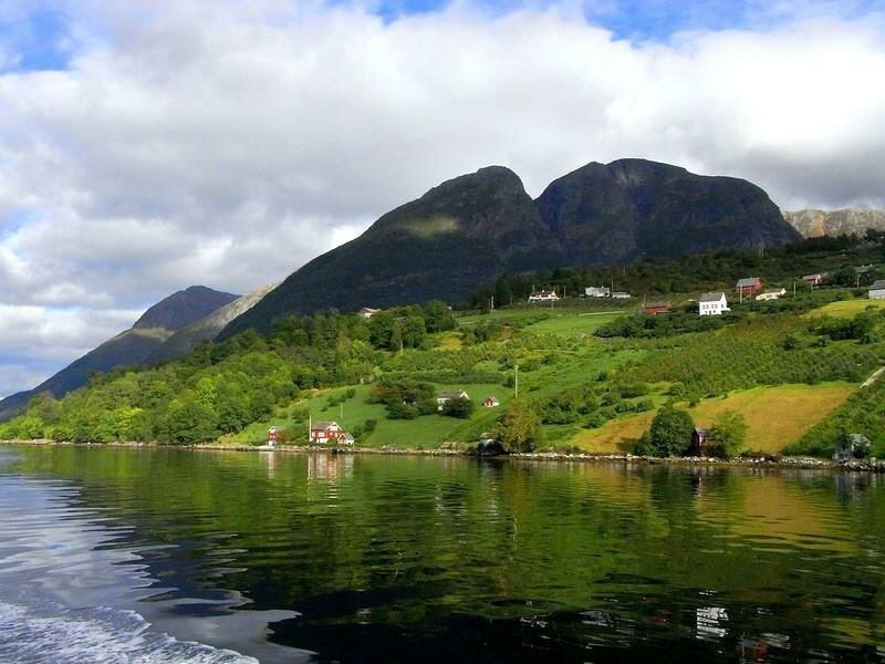Гейрангерфьорд (Geirangerfjorden) путешествия, факты, фото