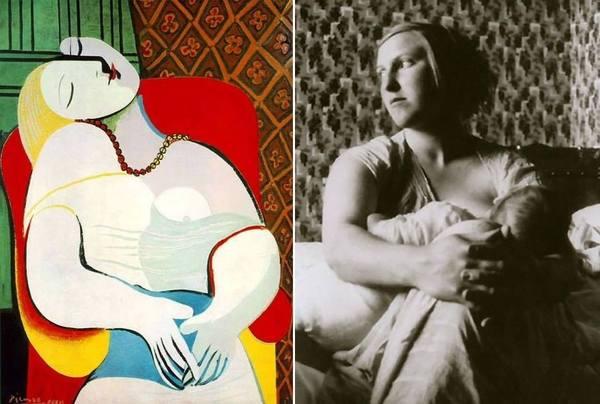 Любимые женщины Пабло Пикассо