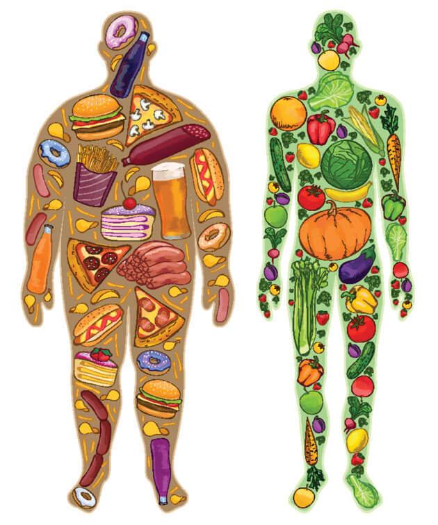 14 скрытых причин лишнего веса