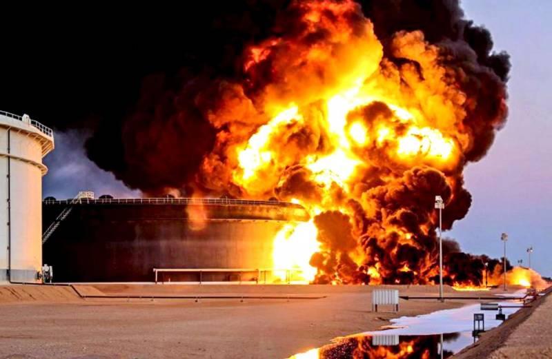 """Почему возобновление войны в Ливии выгодно России"""""""