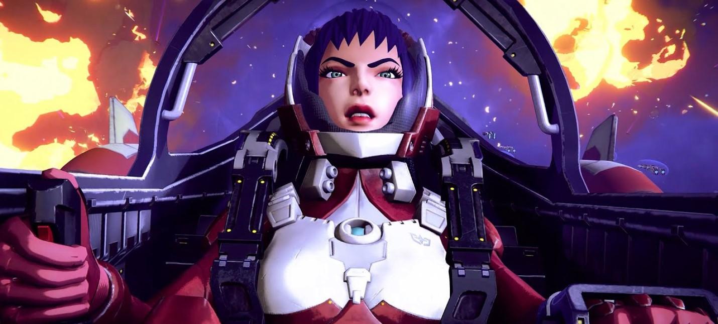 Масшатбное космическое сражение в новом трейлере MMO Infinite Fleet action,adventures,mmorpg,pc,ps,xbox,Аркады,Игры,Приключения,Стрелялки,Шутеры