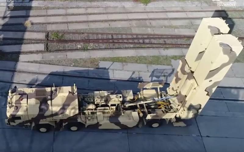 На Украине заявили о планах создания многоцелевого ракетного комплекса