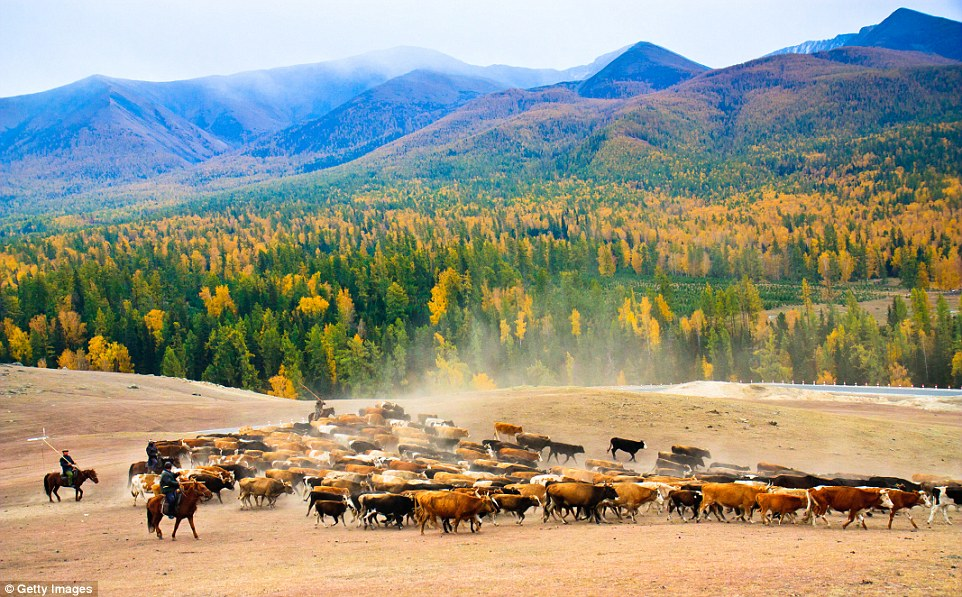 Китай без туристов: изумительная красота Китая, автономном, округе, автономного, провинции, Дуньхуан, вСиньцзяньУйгурском, народом, СиньцзяньУйгурского, округа, Многие, пейзаж, однако, Цзючжайгоу, который, поалтайским, ведут, многие, живут, также