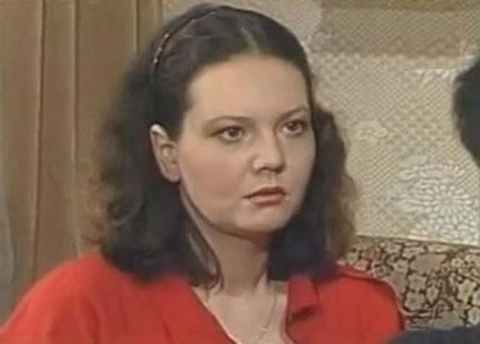Мария Зубарева в сериале *Мелочи жизни*, 1992-1993   Фото: kino-teatr.ru