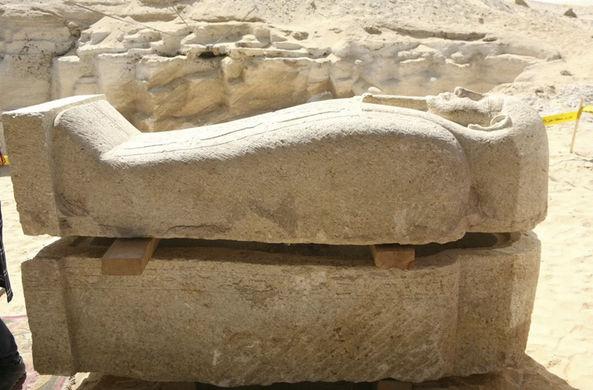 В Египте нашли кладбище, которому 2 300 лет
