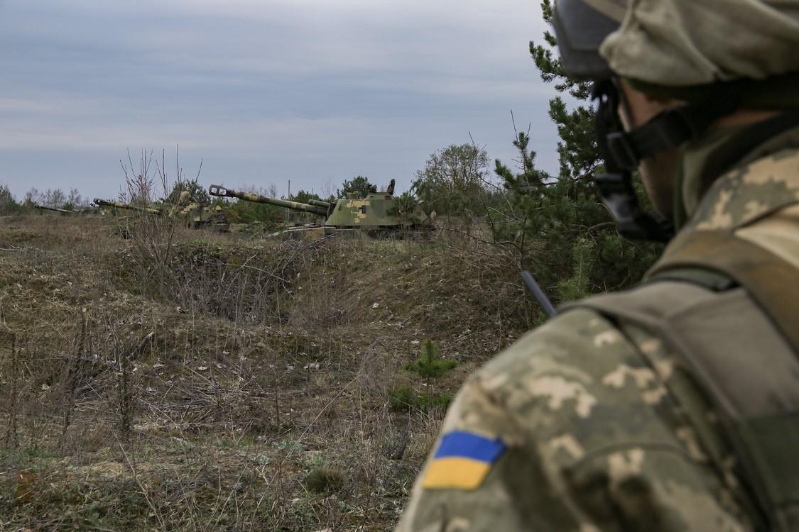 """В ВСУ исключили силовой вариант """"освобождения"""" Донбасса"""