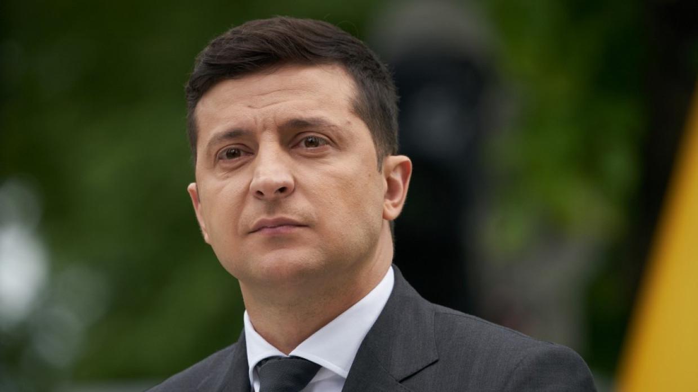 Зеленский настаивает на предметном разговоре о членстве Украины в Евросоюзе Политика
