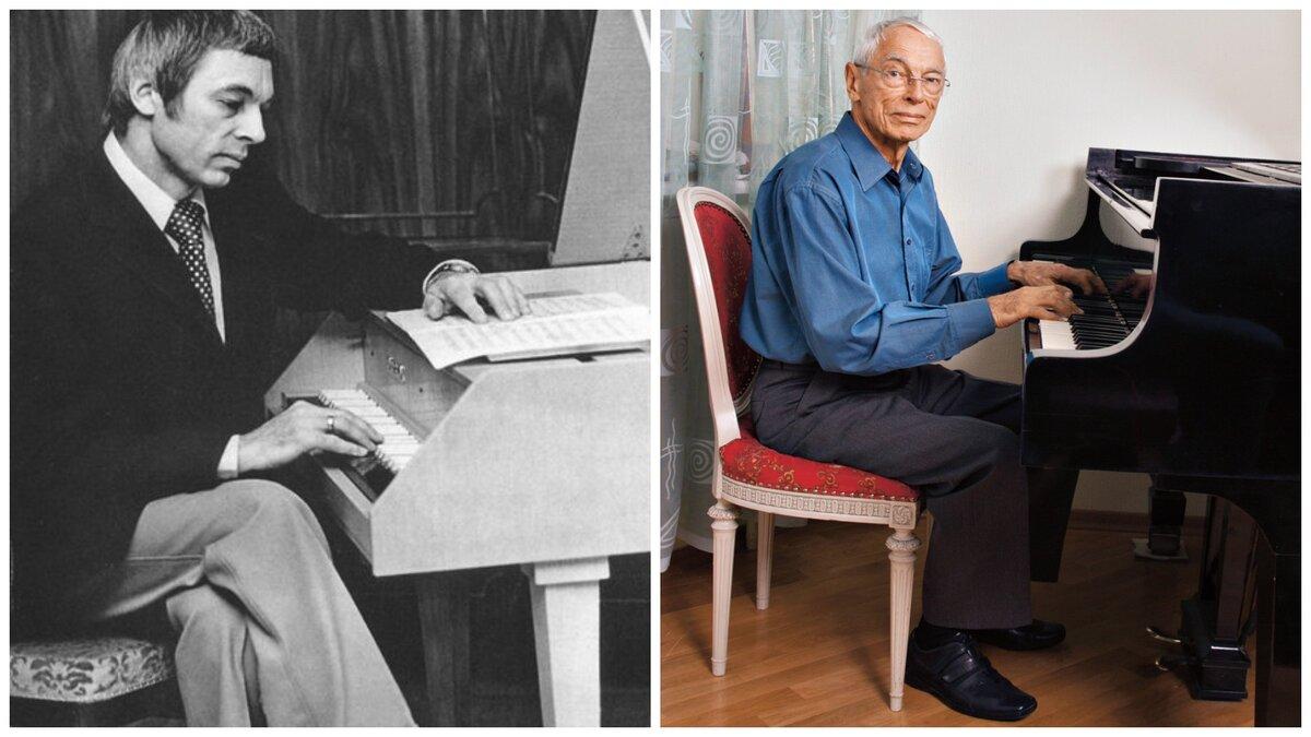 Ни дня без музыки, ходьба на коленях и другие секреты долголетия Александра Зацепина