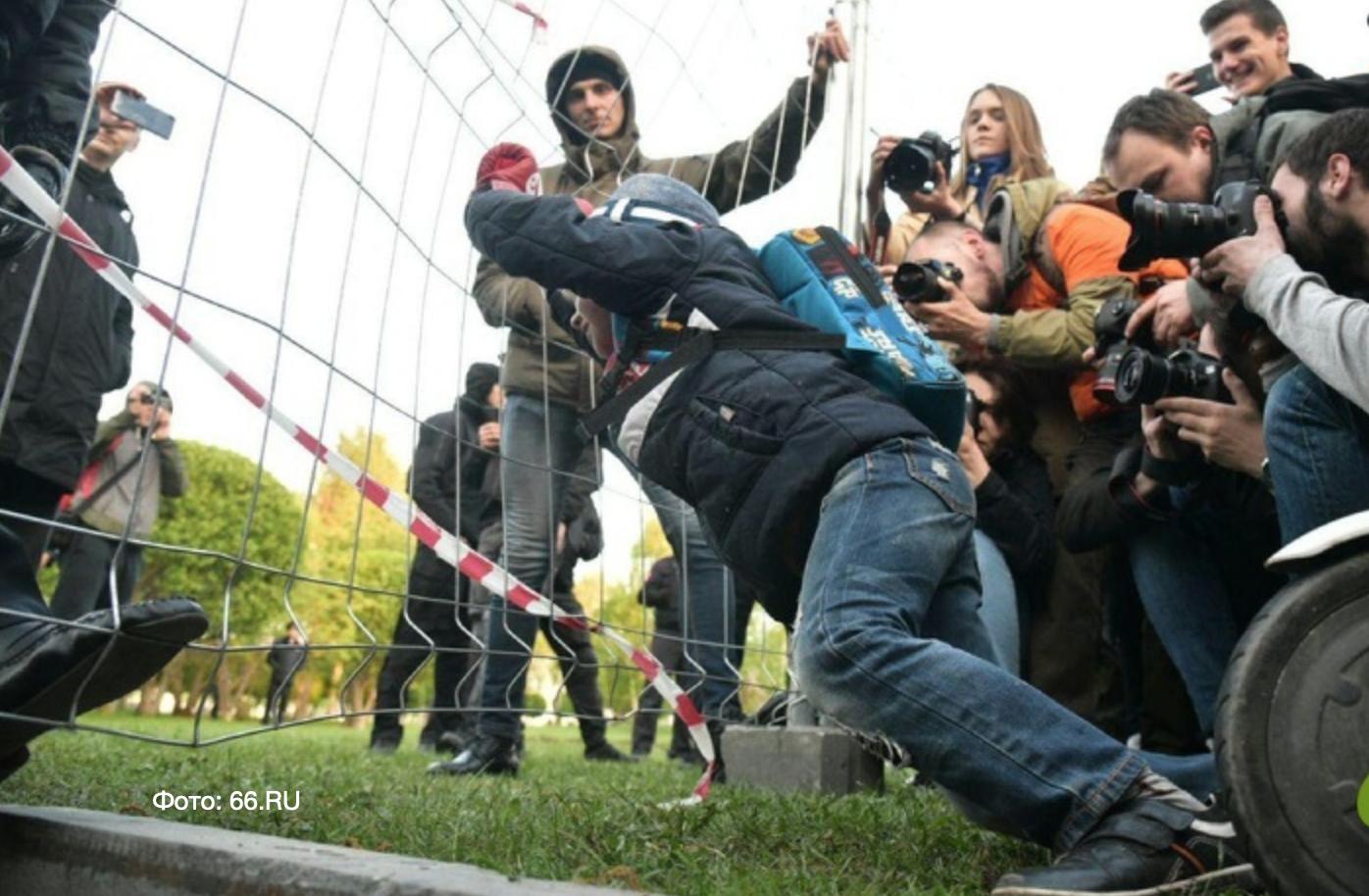 Как создается «бессрочный протест»