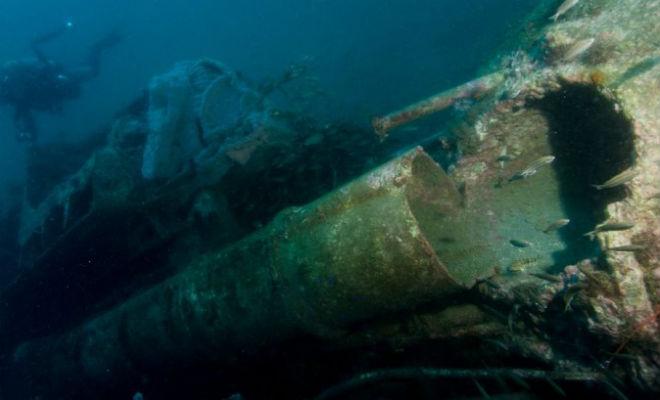 Потерянный флот Рейха: на дне моря увидели армию военных субмарин