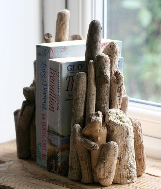 100 идей использования коряг, веток, пней и стволов деревьев