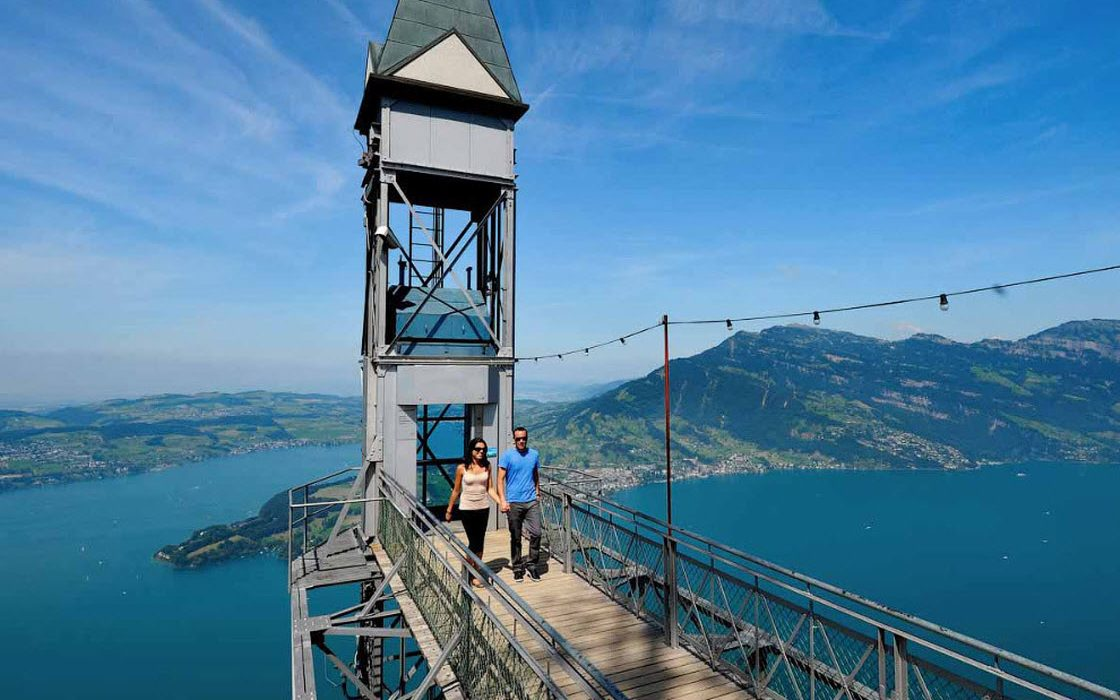 6 самых необычных лифтов в мире