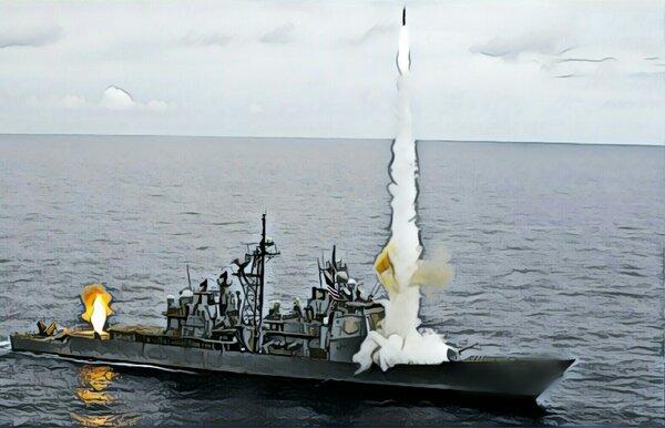В 2 раза больше крылатых ракет, чем у самого вооруженного корабля в мире. В РФ создают корабли новой серии. новости,события