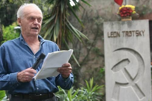 Внук Троцкого:  дед  мог стать правителем СССР  в случае  победы Гитлера