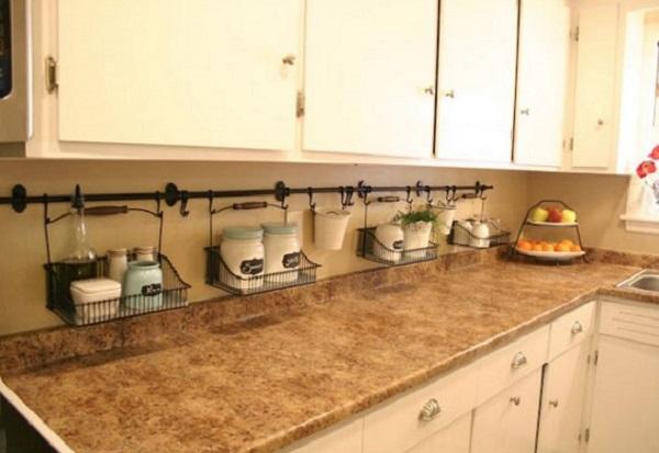подвесная сетка для кухни