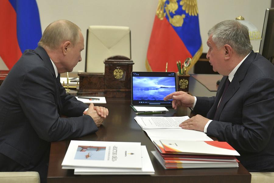 О любимых граблях для Владимира Путина