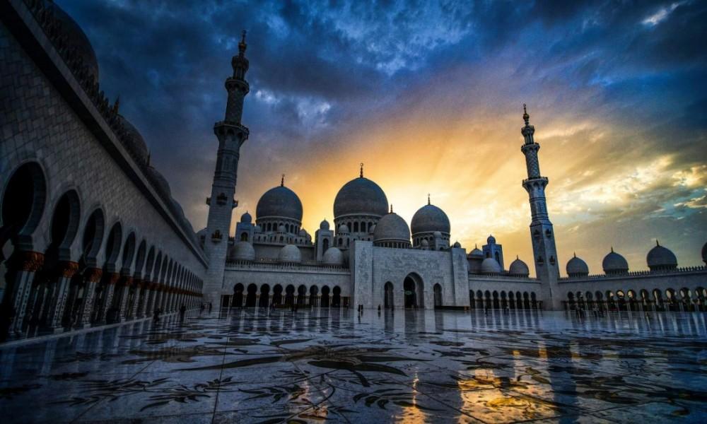 Ислам красивые картинки, смешная про зайца