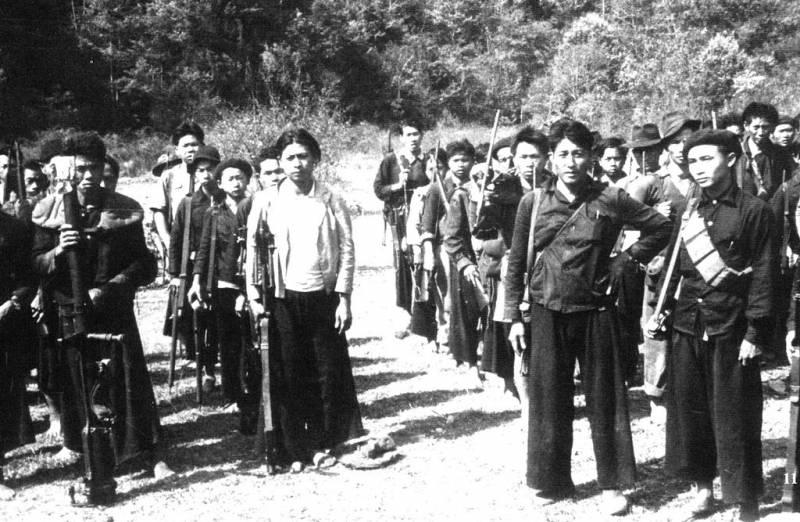 Тропа Хо Ши Мина. Контрудар Ванг Пао и захват Долины Кувшинов история