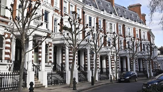 Жители Гонконга скупили лондонскую недвижимость на $1,3 млрд
