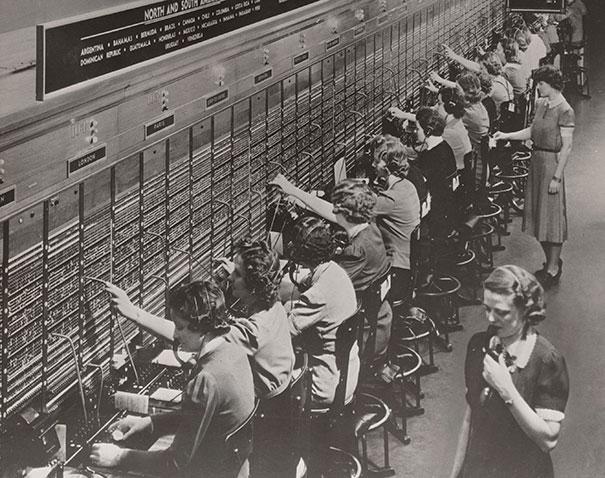 Профессии, которые технический прогресс оставил в далёком прошлом