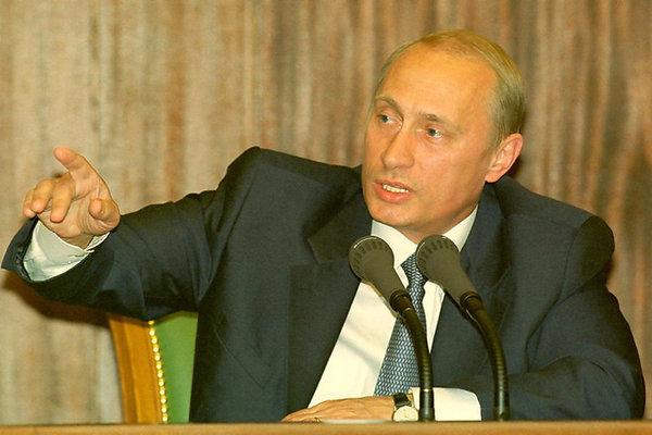 Иностранцы: о пророчестве Путина в 2002 году