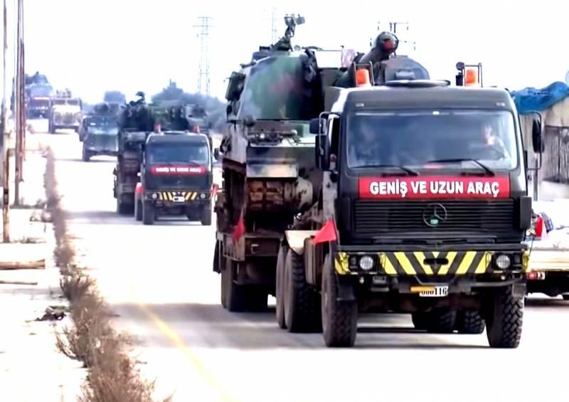 Оценка ситуации в сирийском Идлибе от турецких СМИ сирия