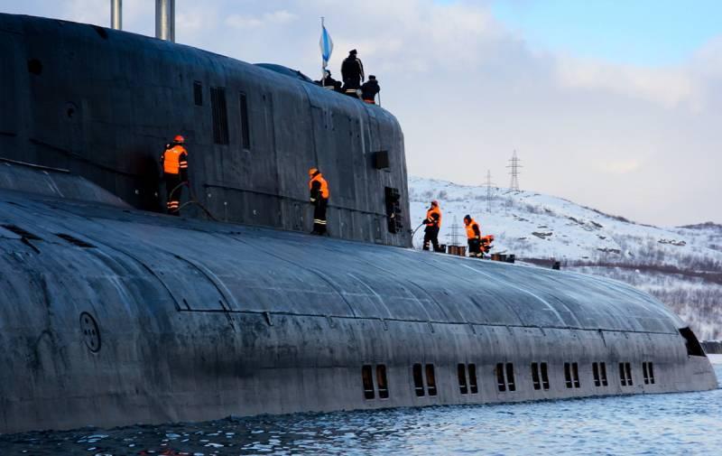 «Скукотища»: как на Западе отреагировали на всплытие трех российских АПЛ в Арктике Общество