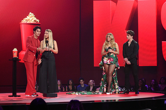 MTV Movie & TV Awards — 2021: яркие моменты шоу и список победителей Шоу-бизнес