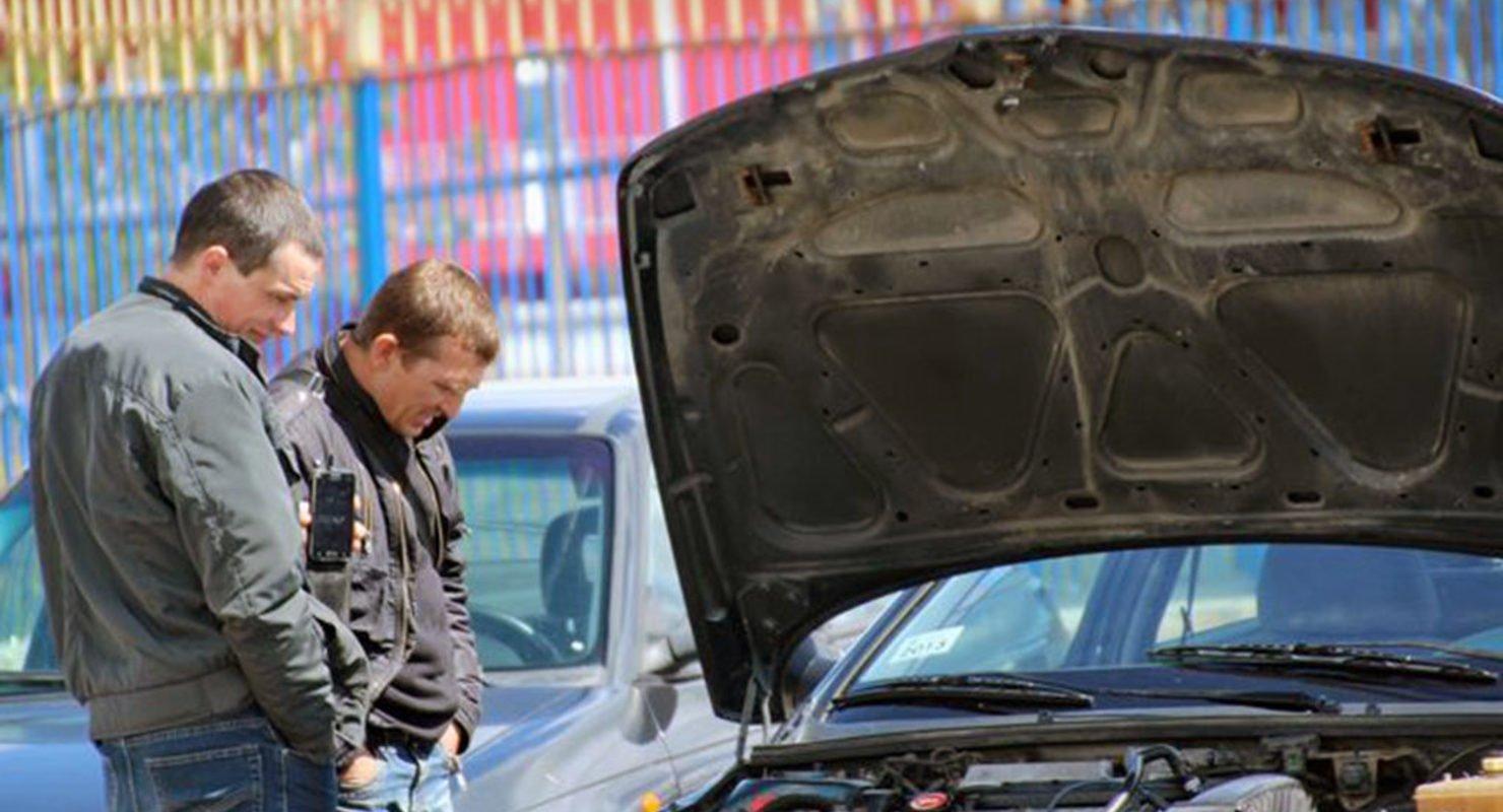 За что могут посадить перекупщика после продажи автомобиля Автомобили