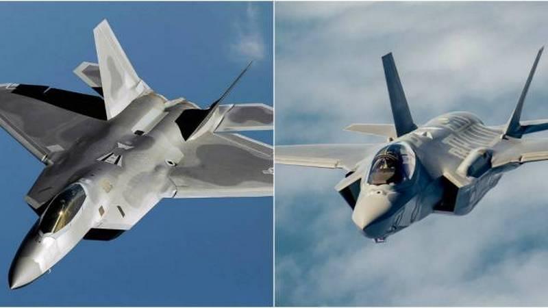 Любой каприз за ваши деньги. США могут предложить Японии гибрид F-22 и F-35