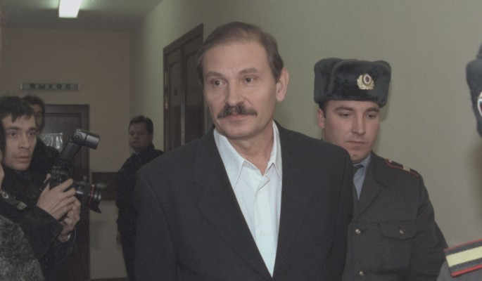 Врага Путина задушили во вре…