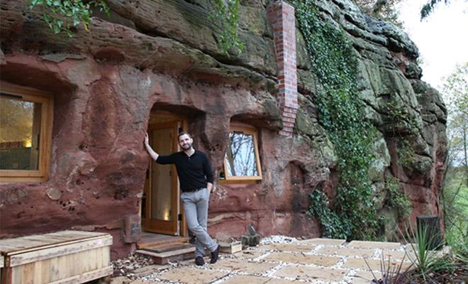 Мужчина укрылся от дождя в пещере и через 4 дня решил в ней остаться навсегда Культура