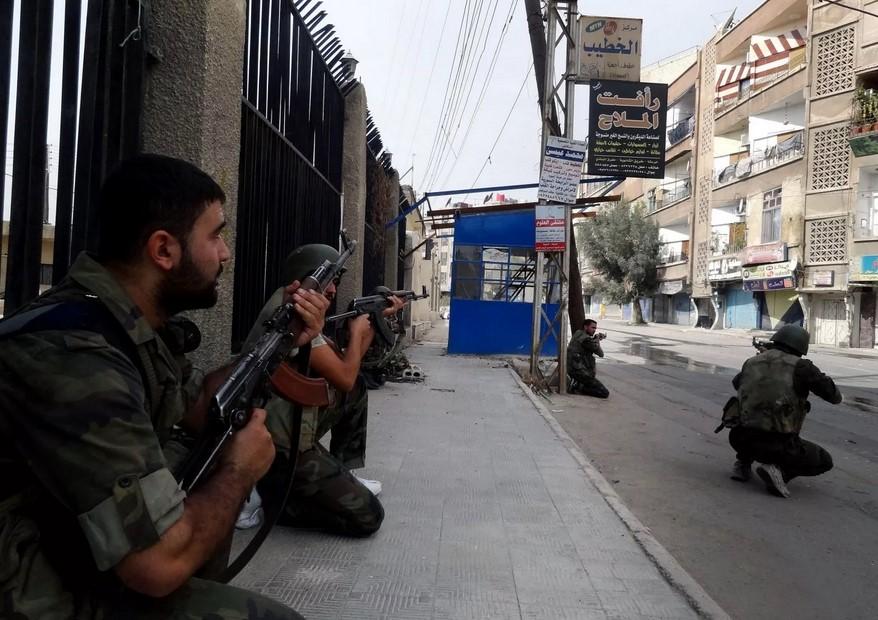 Отмечена активизация боевиков «Южного фронта» в районе Деръа армия,геополитика,сирия