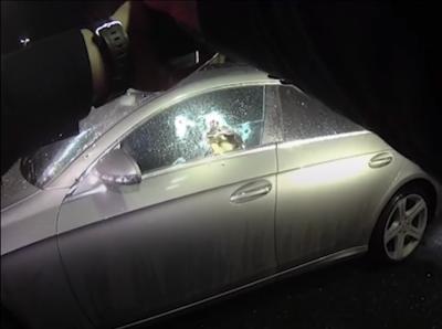 Полицейские Калифорнии поставили рекорд:  всадили 55 пуль за 3.5 секунды…. в спящего водителя