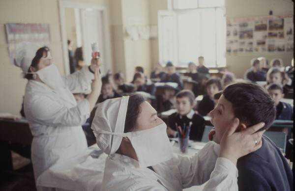 СССР - бесплатная медицина