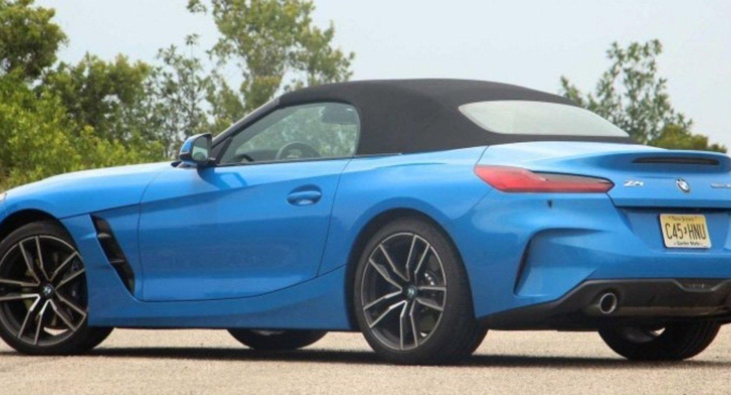 BMW решил полностью прекратить продажи родстера Z4 с МКПП Автомобили
